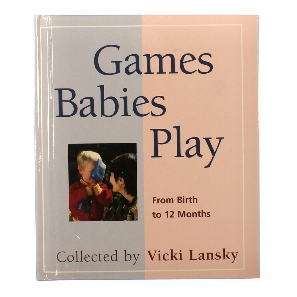 Book: Games Babies Play
