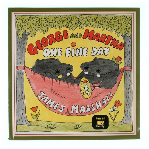 Book: George and Martha One Fine Day at up to 95% Off - Swap.com