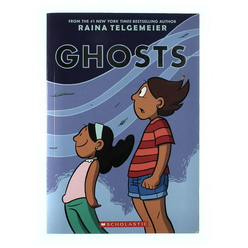 Book: Ghosts at up to 95% Off - Swap.com