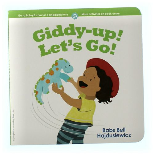 Book: Giddy-up Let's Go! at up to 95% Off - Swap.com