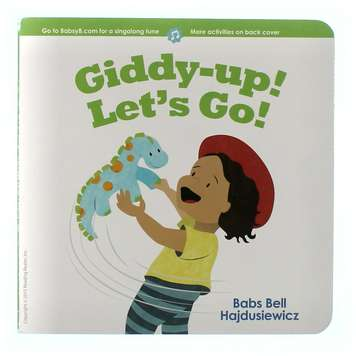 Book: Giddy-up! Let's Go! for Sale on Swap.com