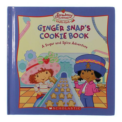 Book: Ginger Snap's Cookie Book at up to 95% Off - Swap.com