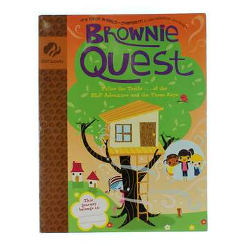 Book: Girl Scouts Brownie Quest for Sale on Swap.com