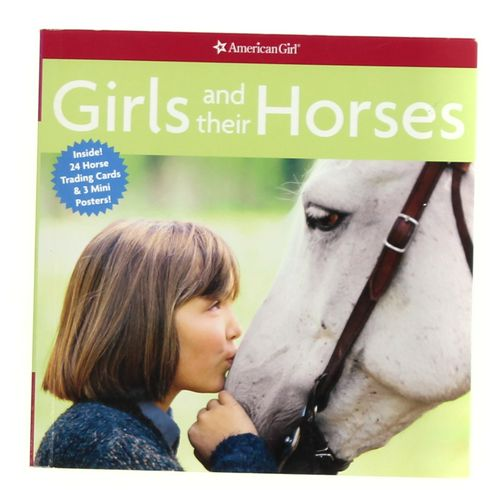 Book: Girls and their Horses at up to 95% Off - Swap.com