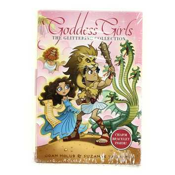 Book: Goddess Girls The Glittering Collection BOOKS 5-8 for Sale on Swap.com