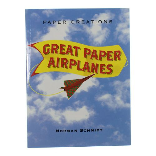 Book: Great Paper Airplanes at up to 95% Off - Swap.com