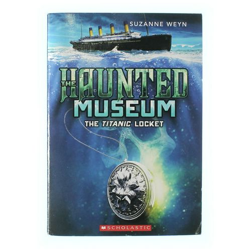 Book: Haunted Museum The Titanic Locket at up to 95% Off - Swap.com