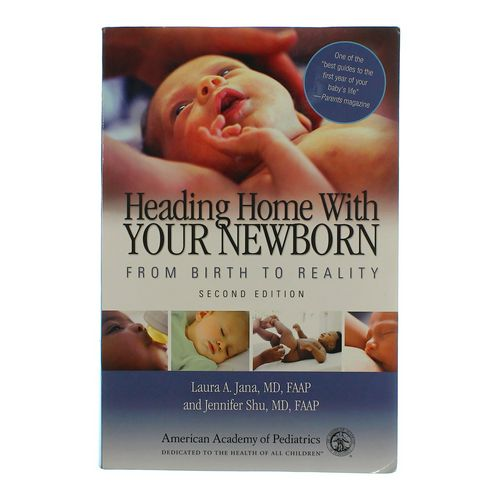 Book: Heading Home With Your Newborn at up to 95% Off - Swap.com
