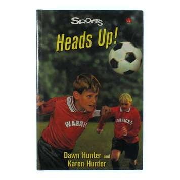 Book: Heads Up! for Sale on Swap.com