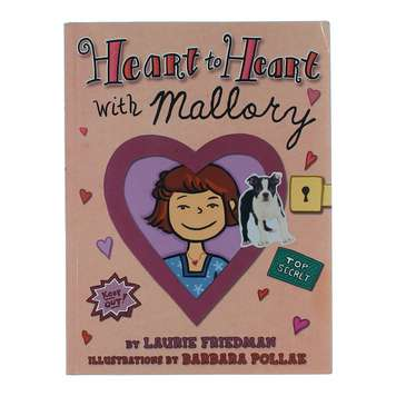 Book: Heart To Heart With Mallory for Sale on Swap.com