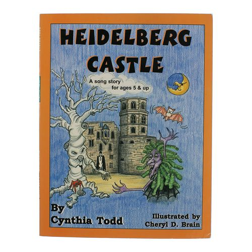 Book: Heidelberg Castle & David...David at up to 95% Off - Swap.com
