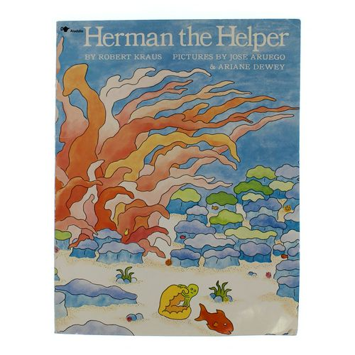 Book: Herman the Helper at up to 95% Off - Swap.com
