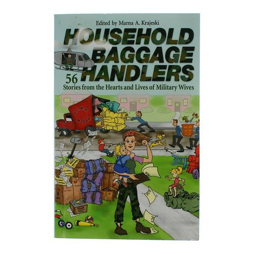 Book: Household Baggage 56 Handlers at up to 95% Off - Swap.com