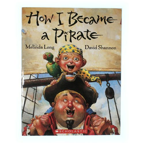 Book: How I Became a Pirate at up to 95% Off - Swap.com