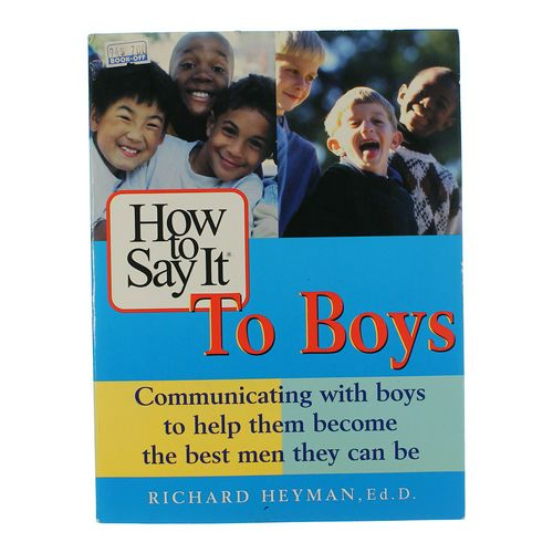 Book: How To Say It To Boys at up to 95% Off - Swap.com