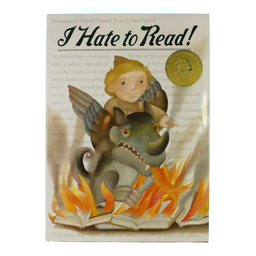 Book: I Hate To Read! at up to 95% Off - Swap.com