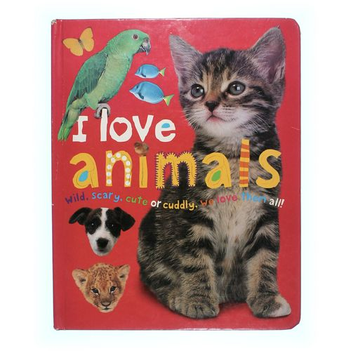 Book: I Love Animals at up to 95% Off - Swap.com