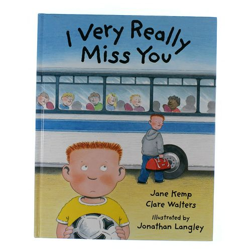 Book: I Very Really Miss You at up to 95% Off - Swap.com