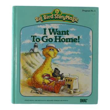 Book: I Want To Go Home! for Sale on Swap.com