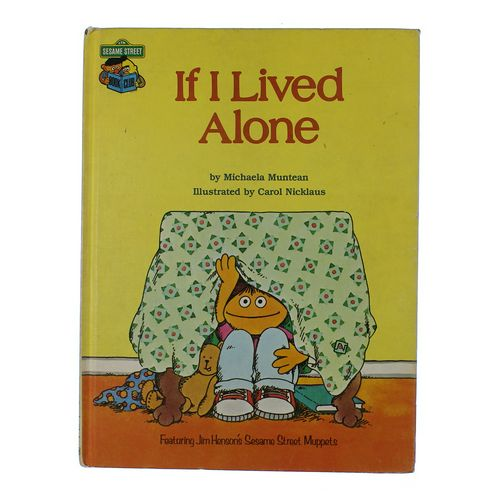 Book: If I Lived Alone at up to 95% Off - Swap.com