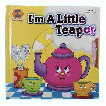 Book: I'm a Little Teapot for Sale on Swap.com