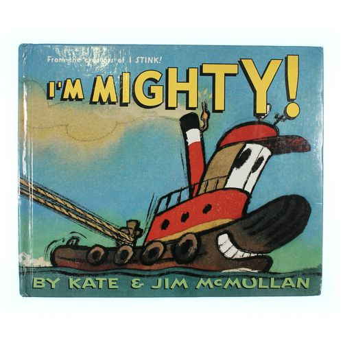 Book: I'm Mighty! at up to 95% Off - Swap.com