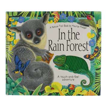 Book; In the Rain forest for Sale on Swap.com