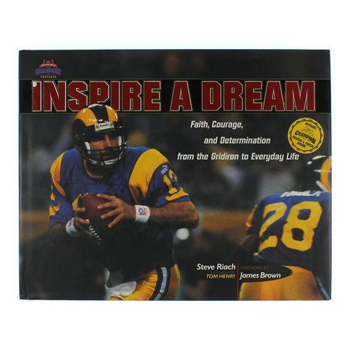 Book: Inspire a Dream at up to 95% Off - Swap.com