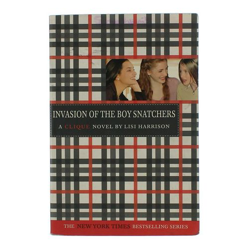 Book: Invasion Of The Boy Snatchers at up to 95% Off - Swap.com