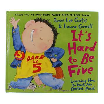 Book: It's Hard to be Five for Sale on Swap.com