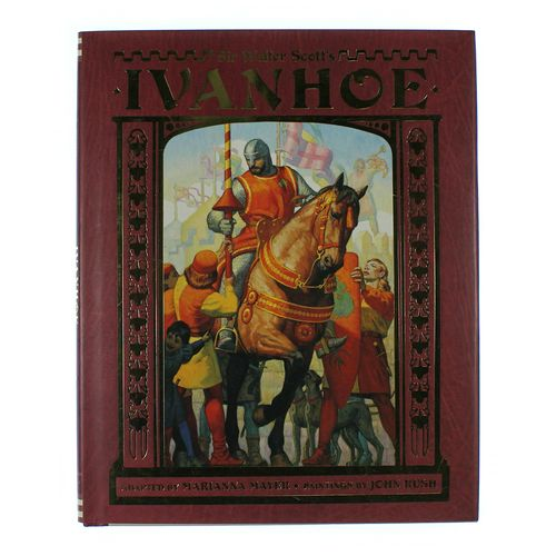 Book: Ivanhoe at up to 95% Off - Swap.com