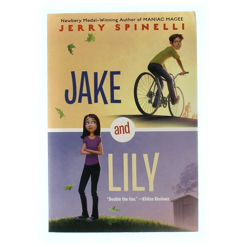 Book: Jake and Lilly at up to 95% Off - Swap.com
