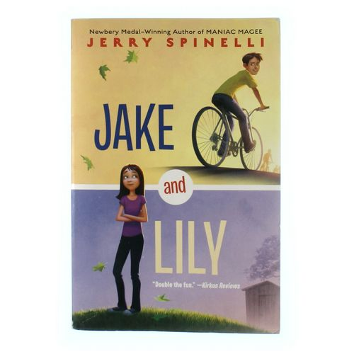 Book: Jake and Lily at up to 95% Off - Swap.com