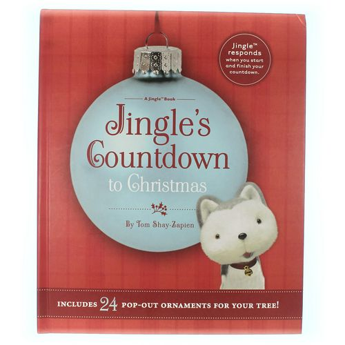 Book: Jingle's Countdown to Christmas at up to 95% Off - Swap.com