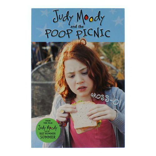Book: Judy Moody and The Poop Picnic at up to 95% Off - Swap.com