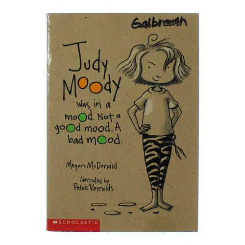 Book: Judy Moody at up to 95% Off - Swap.com