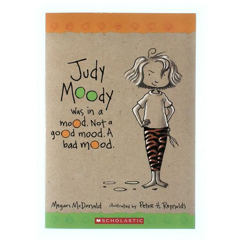 Book: Judy Moody Was In A Mood.Not A Good Mood. A Bad Mood. at up to 95% Off - Swap.com