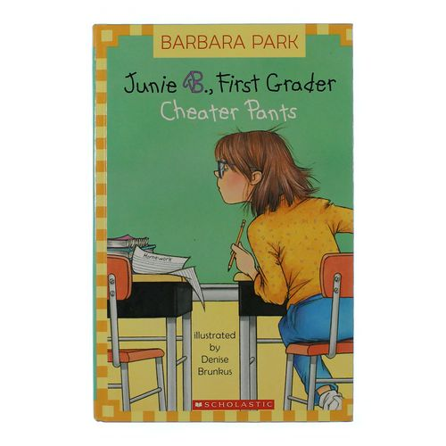 Book: Junie B., First Grader Cheater Pants at up to 95% Off - Swap.com