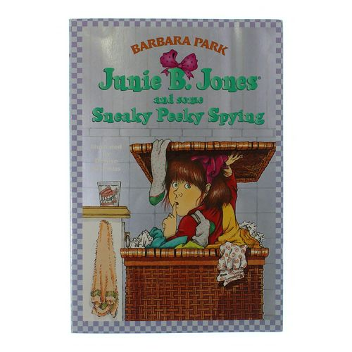 Book : Junie B. Jones and Sneaky Peeky Spying at up to 95% Off - Swap.com