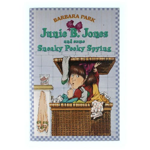 Book: Junie B. Jones and Some Sneaky Peeky Spying at up to 95% Off - Swap.com