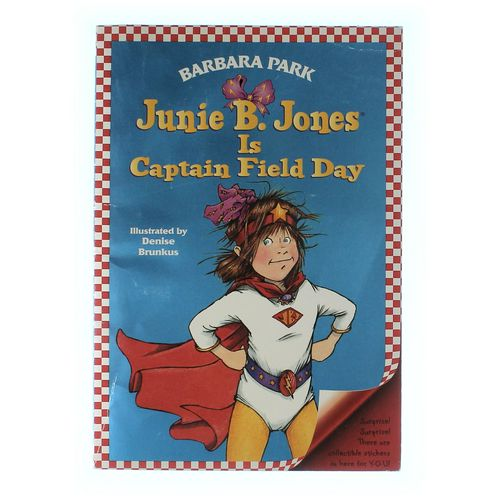 Book: Junie B. Jones Is Captain Field Day at up to 95% Off - Swap.com