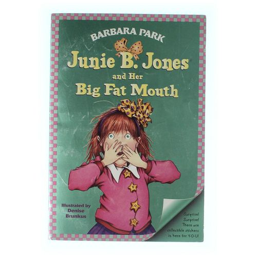 Book: Junie B.Jones and the Big Fat Mouth at up to 95% Off - Swap.com