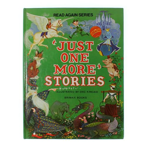 Book: Just One More Stories at up to 95% Off - Swap.com