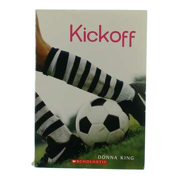 Book: Kickoff for Sale on Swap.com