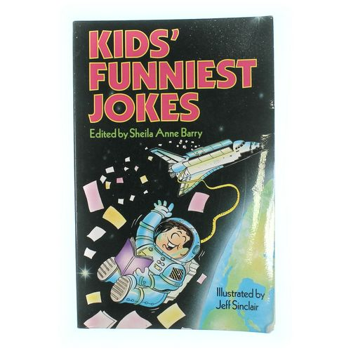 Book: Kids' Funniest Jokes at up to 95% Off - Swap.com