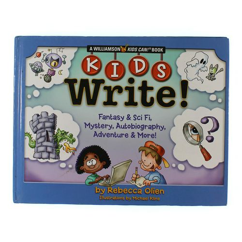 Book: Kids Write! at up to 95% Off - Swap.com