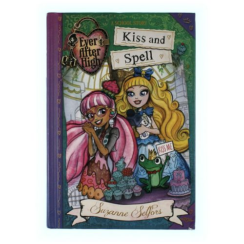 Book: Kiss and Spell at up to 95% Off - Swap.com