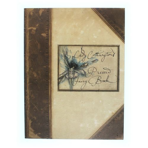 Book: Lady Cottington's Pressed Fairy Book at up to 95% Off - Swap.com