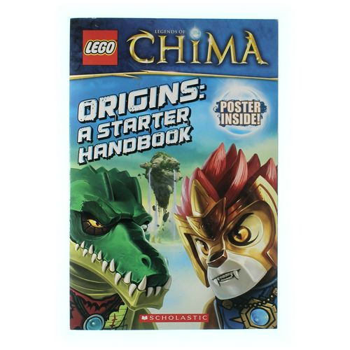 Book: Lego Legends Of Chima at up to 95% Off - Swap.com
