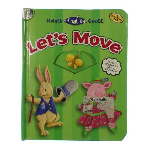 Book: Let's Move at up to 95% Off - Swap.com